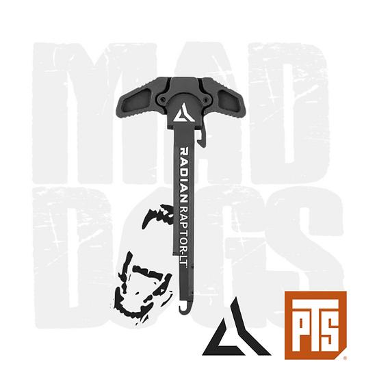 PTS Radian Raptor-LT Charging Handle AEG