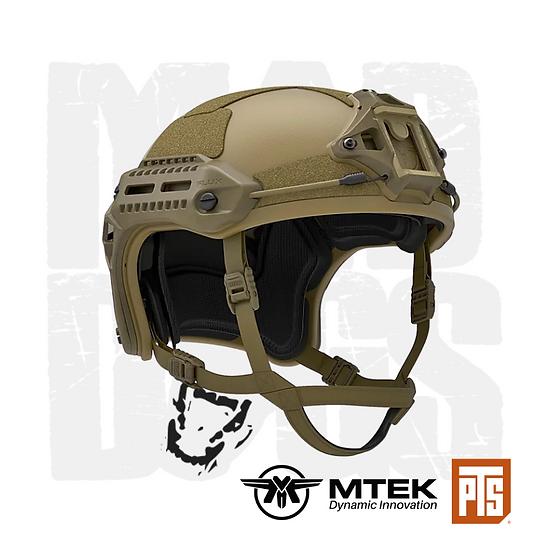 PTS MTEK - FLUX Helmet DE