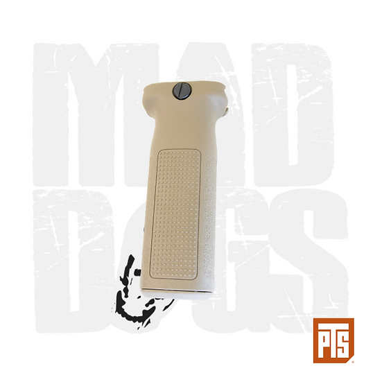 PTS EPF2 Vertical Foregrip with battery storage DE