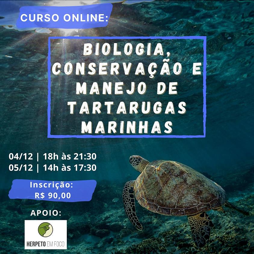 Biologia, conservação e manejo de tartarugas marinhas