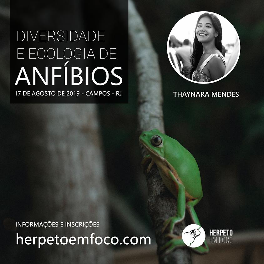 Diversidade e Ecologia de Anfíbios
