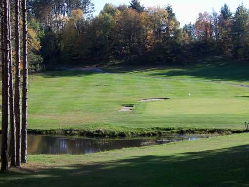 Clifton-Fine Golf Course