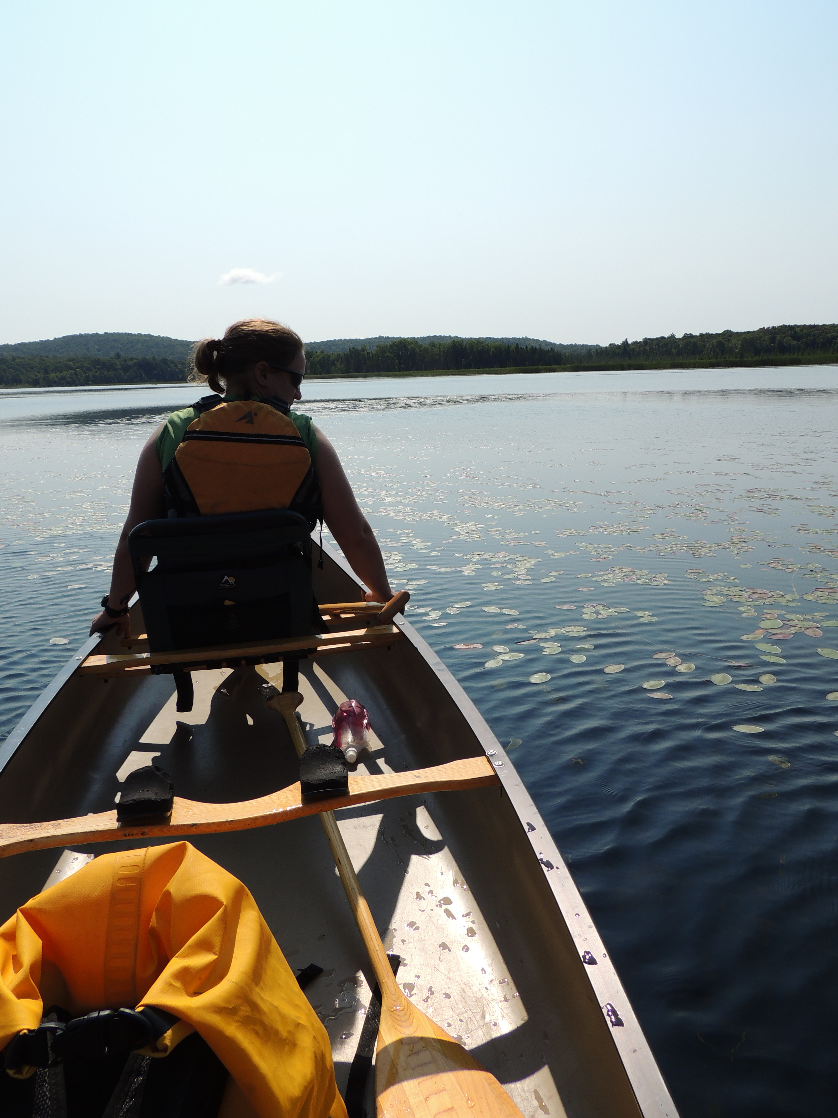 Oswegatchie River Paddle