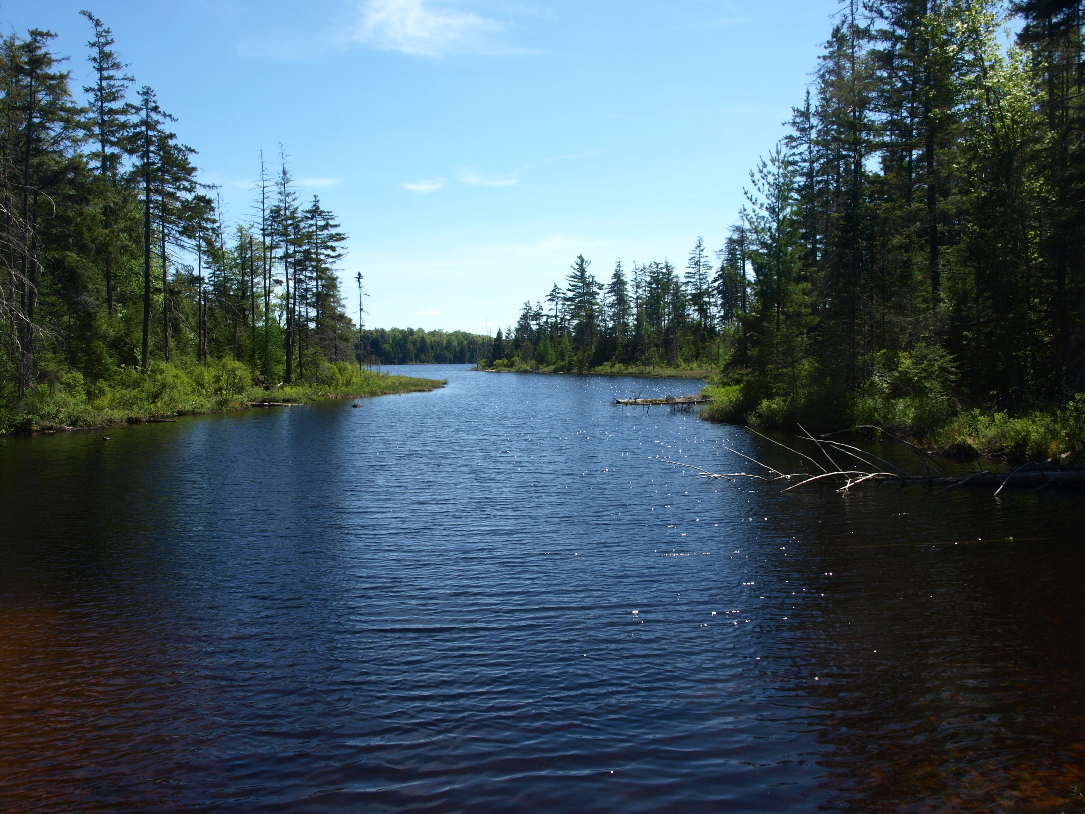 Streeter Lake