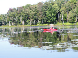 Chaumont Pond