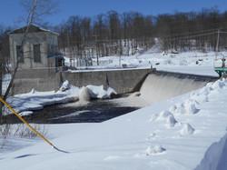 Hydro-Electric Dam Newton Falls