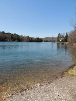 Star Lake Access Location