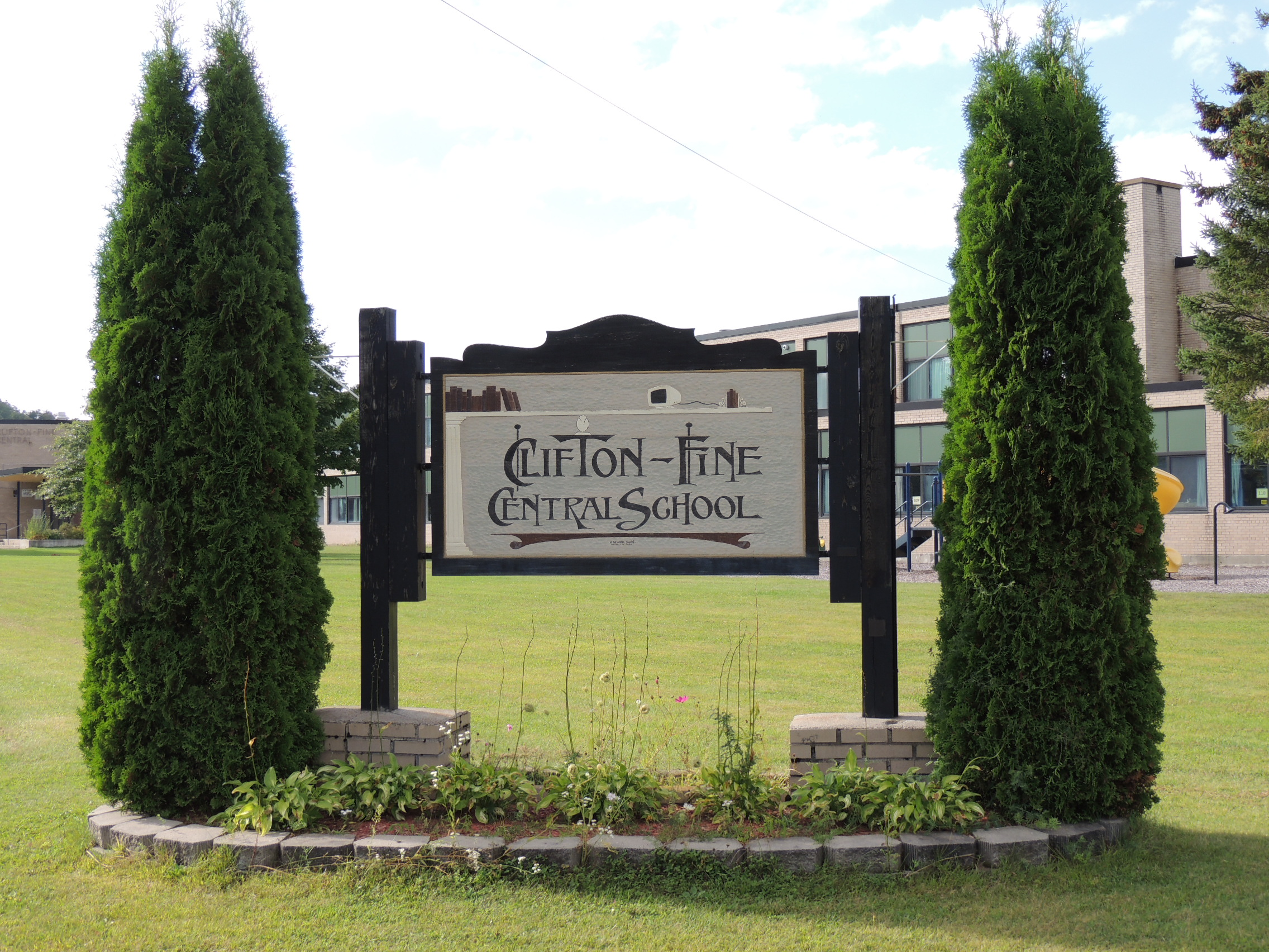 Clifton-Fine Central School