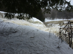 Twin Falls Winter