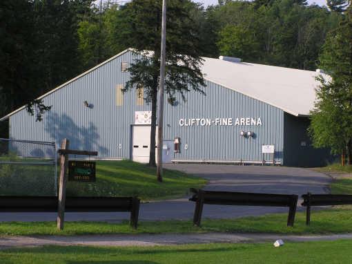 Clifton-Fine Arena