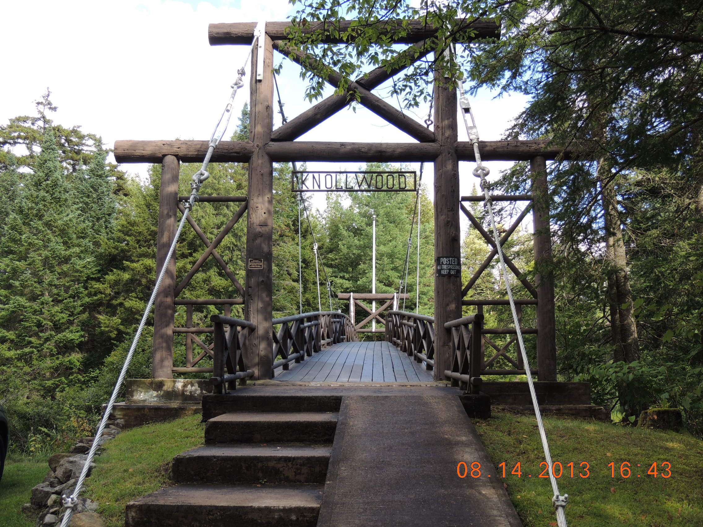 Bridge at Inlet