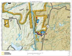 Lampson Falls Map