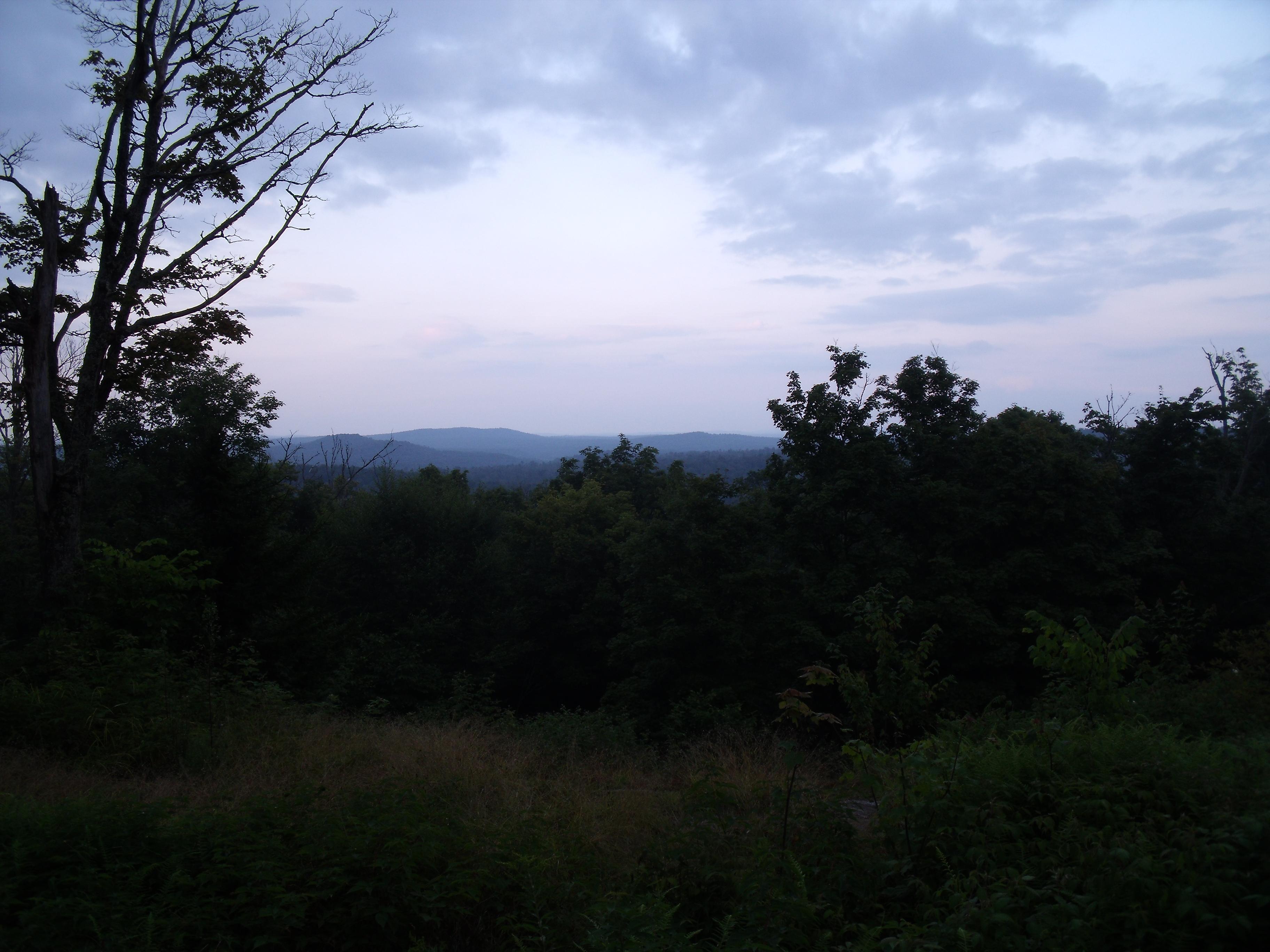 Tooley Mountain Summit Summer