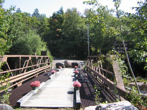 Oswegatchie River Walk