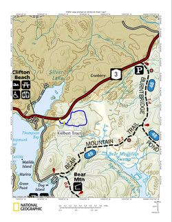 Gilbert Tract Map