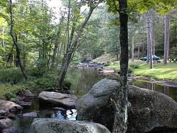 Greenwood Falls Picnic Area