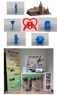 Impresoras tinta, laser e impresoras 3D
