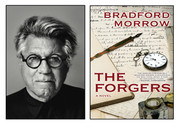 Authors Bradford Morrow and Nicholas Basbanes Discuss The Forgers and Rare Book Collecting