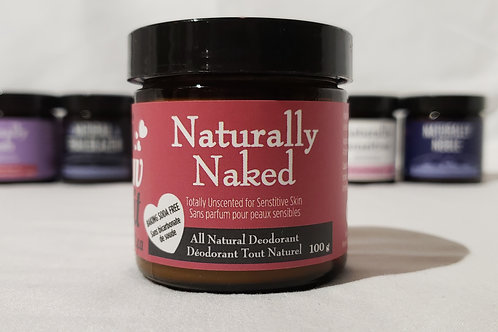 Naturally Naked - Totally Unscented!!!
