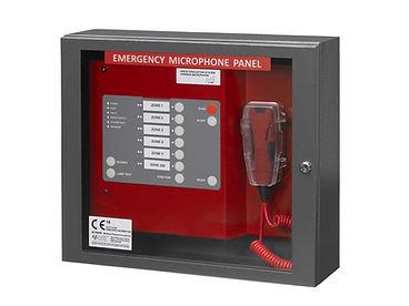 4E-FMWB - 4EVAC-4E-FMWB-Microphone pompier fixation murale
