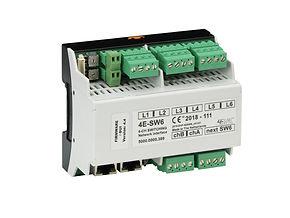 4evac-IMPACT-SW6-Switching module