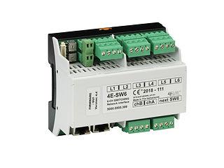 4evac-sw6 switching module