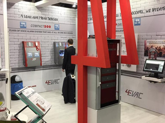 4evac - ISE2019 - A great success!