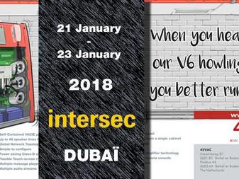 Intersec Dubaï - 2018