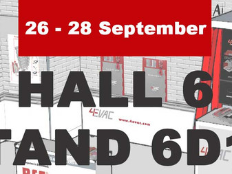 BRACE YOURSELF FOR IMPACT at Security Essen - 25-29 September 2018