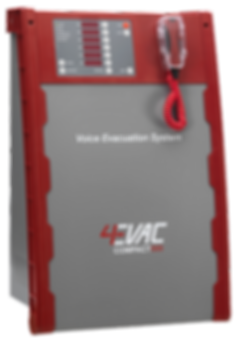 4EVAC-Compact500-networked VACIE solution-Voice evacution system