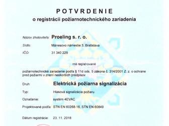 Proeling s.r.o. Slovakia