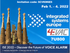 4EVAC is attending the exhibition in Barcelona!