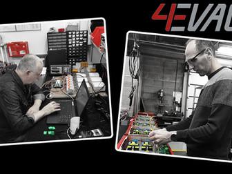 Team 4EVAC expands!