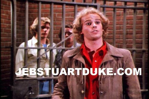 Jeb Stuart Duke 8X10  PHOTO #017