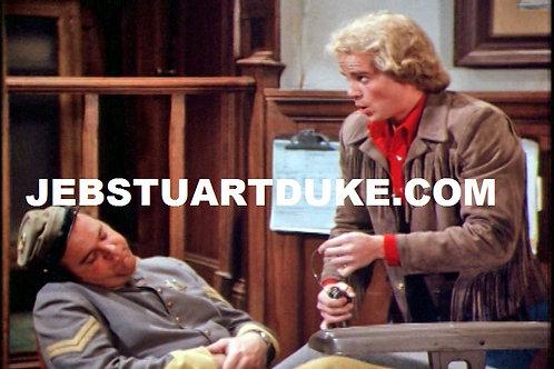Jeb Stuart Duke 8X10  PHOTO #013