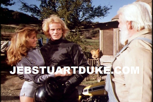 Jeb Stuart Duke 8X10  PHOTO #006