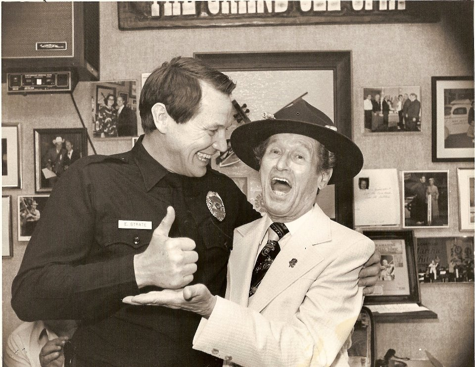 with Roy Acuff