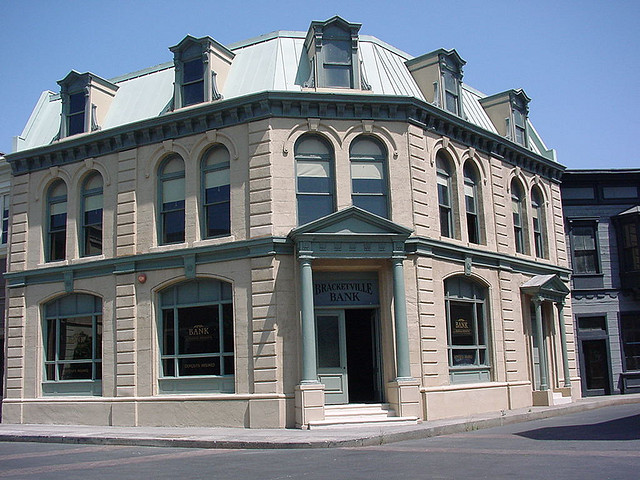Hazzard Bank Building