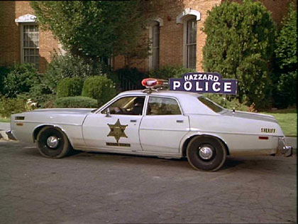 Hazzard Police