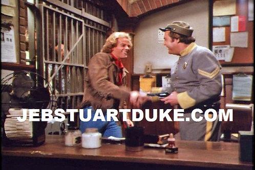 Jeb Stuart Duke 8X10  PHOTO #020