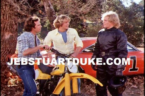 Jeb Stuart Duke 8X10  PHOTO #002