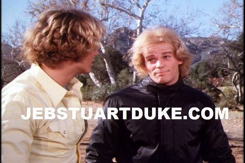 Jeb Stuart Duke 8X10  PHOTO #003