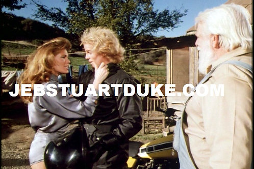Jeb Stuart Duke 8X10  PHOTO #005