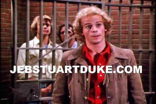 Jeb Stuart Duke 8X10  PHOTO #018