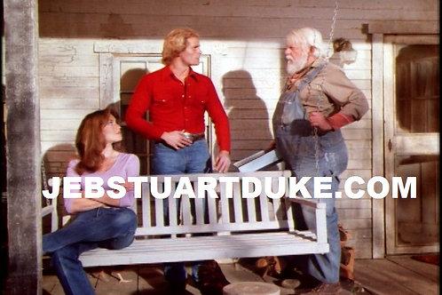 Jeb Stuart Duke 8X10  PHOTO #009