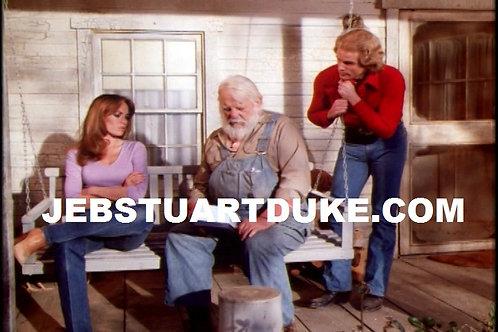 Jeb Stuart Duke 8X10  PHOTO #008