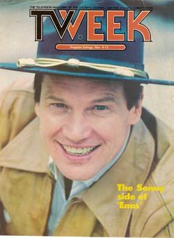 TV week cover