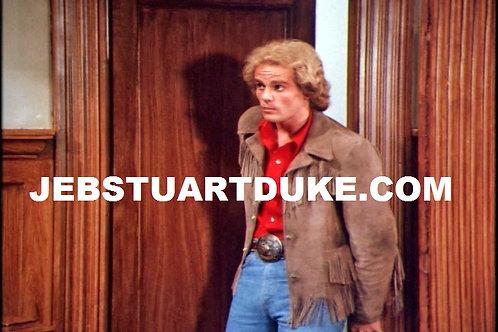 Jeb Stuart Duke 8X10  PHOTO #010