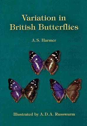 Book Variations in British butterflies (