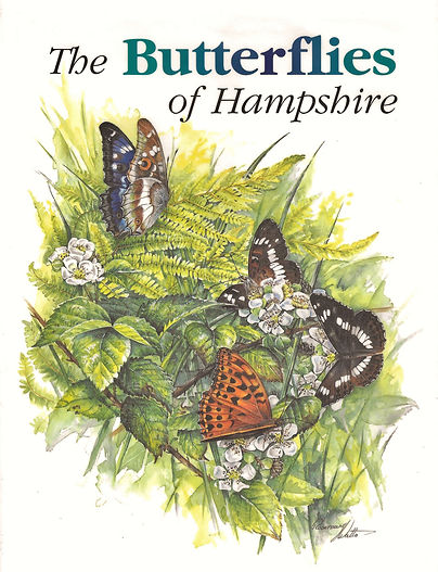 The Butterflies of Hampshire Matthew Oat